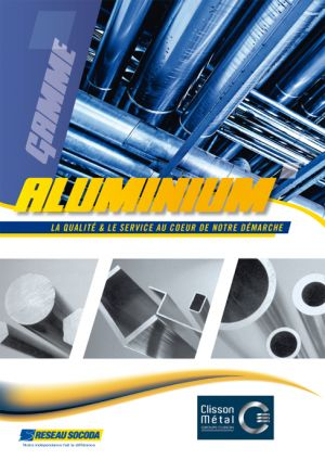 Catalogue Aluminium Clisson Métal